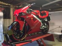 Cagiva Mito Sp525, not yzf, rs125, nsr, tzr, yzf r125