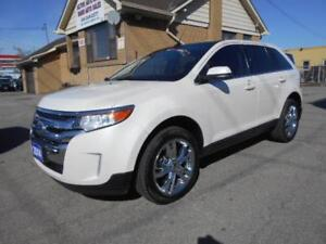 2014 FORD Edge Limited Navigation Leather Panoramic Roof 54,000K