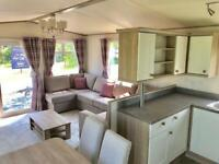 BRAND NEW abi st david STATIC caravan | 5* PARK low SITE FEES 11 month SEASON