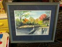 "watercolor painting Barb Watson ""Autumn Glory"""