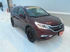 2015 Honda CR-V Tour (Honda Sensing Active Safety Technologies)