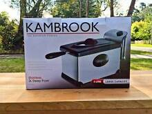 Kambrook Stainless 3L Deep Fryer - KDF460 Wentworth Falls Blue Mountains Preview