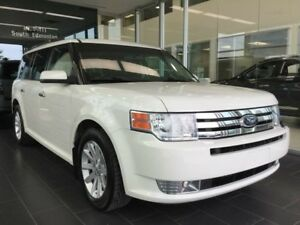 2010 Ford Flex SEL, HEATED SEATS, AWD, ACCIDENT FREE