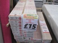 💥CLEARANCE STOCK💥MUST GO💥LAMINATE FLOORING ONLY £15 PER PACK💥