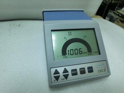Vacuubrand Cvc211 02 Vacuum Pump Controllercvc2ii230vacusedger5739