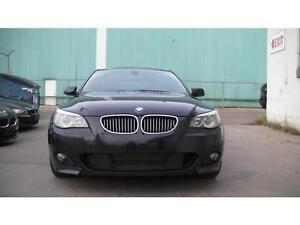 2006BMW 550i M pkg,only 109Kms,Nokian Winter tires, MINT!