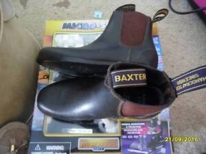 SHOES RIDING UNISEX SIZE 2 1/2 BAXTER BRAND LIKE NEW Caboolture Caboolture Area Preview