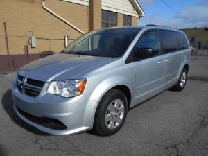 2012 DODGE Grand Caravan SE StowNGo Rear Heat & A/C 135,000KMs