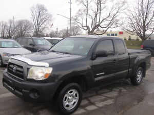HIGHER KMs ONE OWNER !!! 2007 TOYOTA TACOMA SE EXT CAB