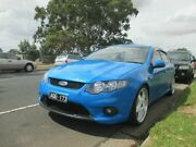 2011 Ford Falcon FG MK2 XR6 Blue 6 Speed Auto Seq Sportshift Sedan Werribee Wyndham Area Preview