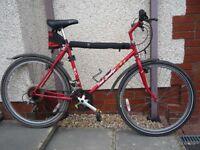 Shogun Trailbreaker 2 Mountain Bike