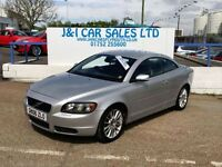 VOLVO C70 2.4 se A LOW PRICE CONVERTIBLE (silver) 2007