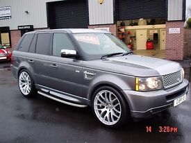 2009 Land Rover Range Rover SPORT 2.7 TDV6 S Auto ******OUTSTANDING******