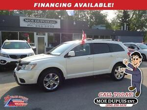 2012 Dodge Journey,CREW,LOADED!! SUNROOF!! NAVI!!
