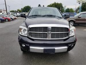 2007 DODGE RAM LARAMIE LOADED QUAD 4X4-NEW ARRIVAL SUPER NICE
