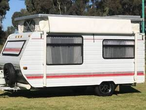 #1909 Advance P/Top, A/C, Battery pack, Solar Panels, Island bed Penrith Penrith Area Preview