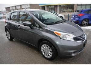 2016 Nissan Versa Note 1.6 S-AUTO-REAR CAM-BLUETOOTH-ONLY 57KM