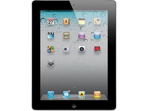 Apple iPad 2 Tablet MC769LL/A 16GB Wifi, Black (Certified Refurbished)
