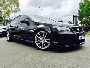 2011 Holden Commodore VE II SS-V Black 6 Speed Automatic Sedan Beckenham Gosnells Area Preview