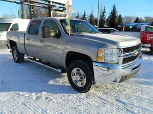 2008 chevy H/D 2500 4x4 /duramax only 23 688 kms