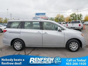 2013 Nissan Quest 4dr LE, Heated Seats, Bose Stereo, Remote Keyl