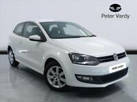 2013 VOLKSWAGEN POLO HATCHBACK