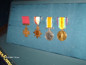 Wanted: CASH for war artifacts medal uniform  etc WW1 WW2