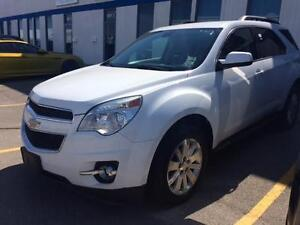 2011 Chevrolet Equinox LT 4 Cyl., Power Group,  Roof Rack!!