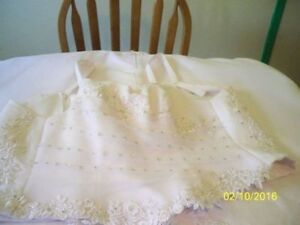 WEDDING DRESS CAME FROM EUROPE