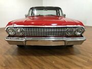 1963 Chevrolet Bel-Air Red 2 Speed Automatic Sedan Kingsgrove Canterbury Area Preview
