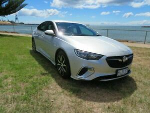 2018 Holden Commodore ZB MY18 RS Liftback AWD Nitrate 9 Speed Sports Automatic Liftback South Burnie Burnie Area Preview