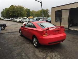 2002 Toyota Celica GT***5 SPEED***SUNROOF***GREAT CONDITION London Ontario image 3
