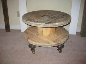 Rustic, yet classic - indoor table