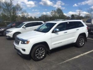 2014 Jeep GRAND CHEROKEE WOW! LIMITED LOADED