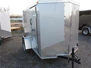 Remorque Fermée SG 5X8/Enclosed Trailer
