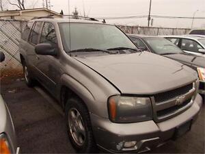 2008 Chevrolet TrailBlazer LT1 RUNS AND DRIVES AS TRADED DEAL