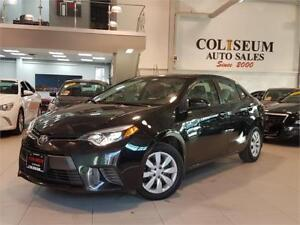 2014 Toyota Corolla LE-AUTO-BACK UP CAMERA-BLUETOOTH-ONLY 95KM