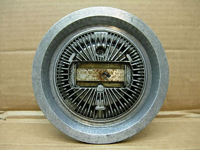 1971 1972 CORVETTE 350 LT1 454 LS5 LS6 GM ORIG FAN BLADE CLUTCH (DATED 7-15-71)