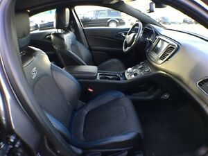 2015 Chrysler 200 S V6 | Leather | Sunroof Regina Regina Area image 8