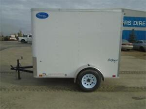 2019 5FT X 8FT Pace Outback Cargo Trailer (3,500LBS GVW)