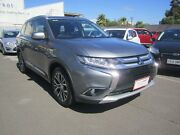 2015 Mitsubishi Outlander ZK MY16 LS 4WD Titanium 6 Speed Constant Variable Wagon St Marys Mitcham Area Preview