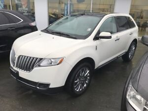2013 Lincoln MKX MKX with Leather Seats and Heated Seats