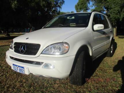mercedes ml 320 Booragoon Melville Area Preview