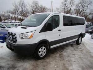 2017 Ford Transit 12 Passenger Wagon ***30 Vans In Stock***