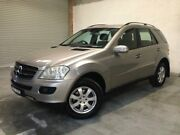 2006 Mercedes-Benz ML350 Silver Automatic Wagon West Gosford Gosford Area Preview