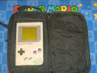 Original Gameboy with case and tiny toons/Tested/Old Skool Gamer