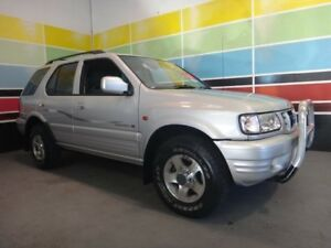 2001 Holden Frontera MX SE (4x4) Silver 4 Speed Automatic 4x4 Wagon Wangara Wanneroo Area Preview