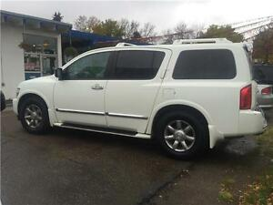 Infiniti QX56 ABSOLUTELY STUNNING CONDITION!  NO ACCIDENTS!!