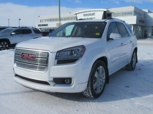 2016 GMC Acadia Denali. Text 780-205-4934 for more information!