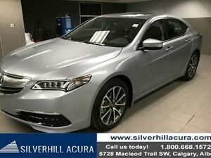 2016 Acura TLX Base SH-AWD *Leather, Sunroof, Memory Seats
